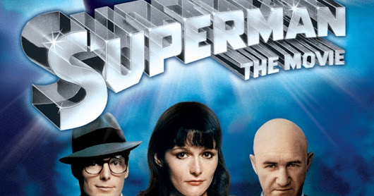 Watching 'Superman 1' and 'Superman 3' on Netflix..and what's with that ending?