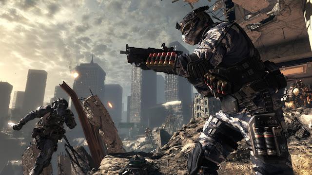 Imagem do Call of Duty: Ghosts