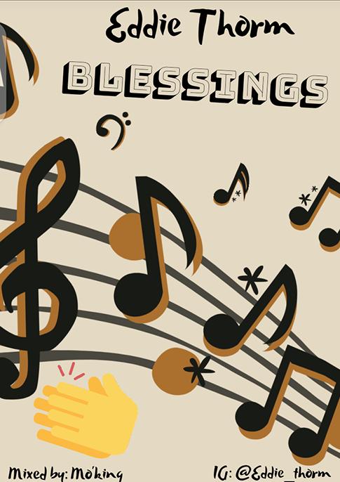 Eddie Thorm - Blessings