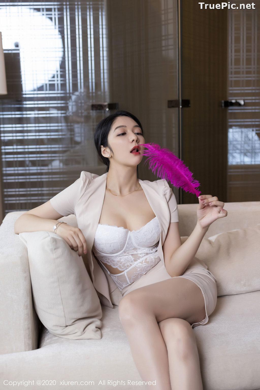 Image XIUREN No.2619 - Chinese Model - Xiao Reba (Angela小热巴) - Goddess of Beauty - TruePic.net - Picture-7