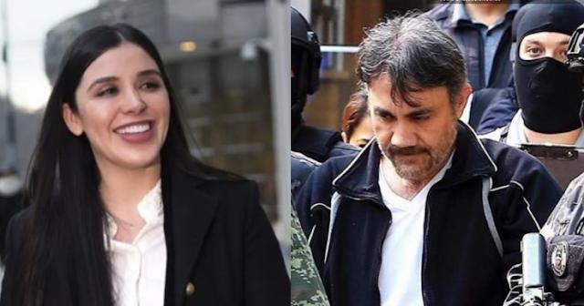 EL Licenciado Dámaso López revelo que Emma Coronel coordino escape de El Chapo Guzman