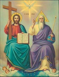 Ο Μυστηριώδης Τρίτος Αναφορά στην Πεντηκοστή και στο Άγιο Πνεύμα - Αέναη επΑνάσταση