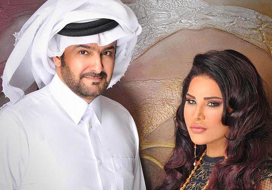 الفنانة الكويتية احلام تعرض صور لحفل زفافها قبل 13 عاما مفاجئة صادمة ؟؟؟