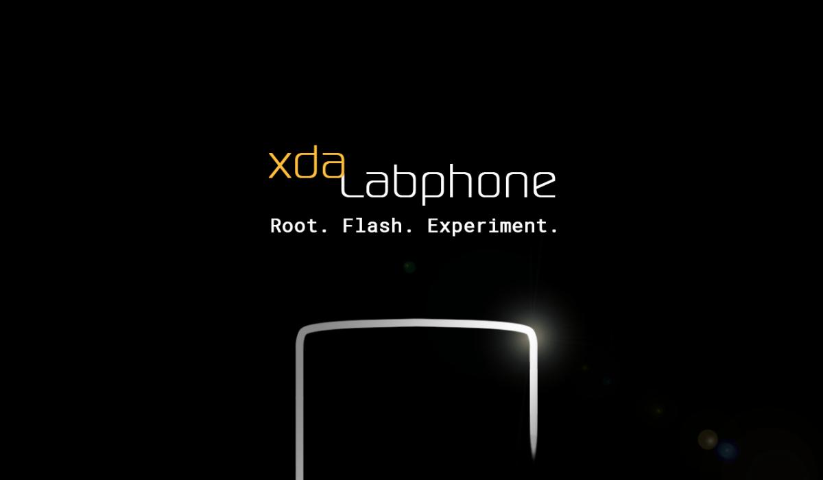 تطبيق XDA Labs