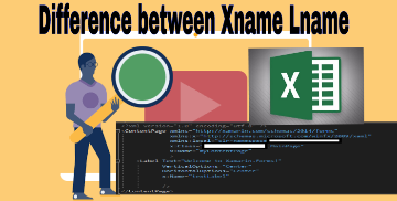 What is The Difference Between Xname Lname and Lname Xname