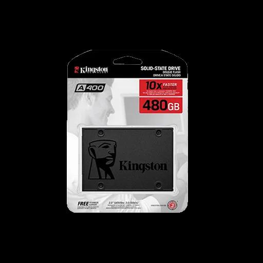 Ổ cứng SSD Kingston A400 480GB Sata 3