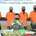 Bentuk Komitmen Kapolda Sumbar Berantas IlIegal Mining, Ditreskrimsus Kembali Tangkap 7 Orang Pelaku