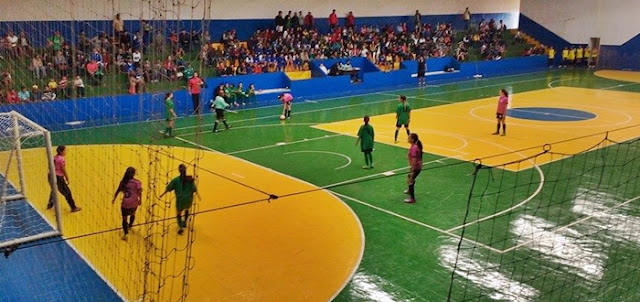 Especial 63º JEP's: Roncador goleia Campina da Lagoa por 7 a 1