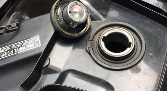 4 Penyebab Motor Brebet Seperti Kehabisan Bensin
