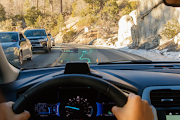 Add a Heads-Up Display To Any Car
