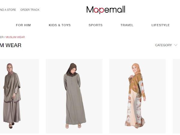 Belanja Online Kebutuhan Lebaran di Mapemall aja, Pilihannya Banyak loh!