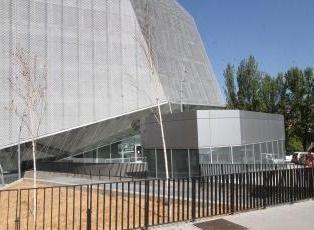 Edificio xulgados Ourense