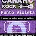 Punto Violeta en el Cáñamo Rock 2017