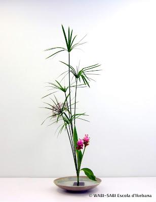 Ikebana-shoka-shofutai-wabisabi-escola-ikebana