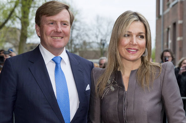 Queen Maxima and King Willem-Alexander of The Netherlands, Princess Beatrix and Pieter van Vollenhoven