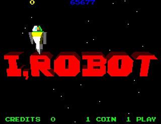 Videojuego Yo, Robot - Atari