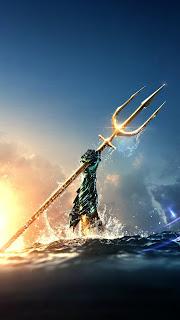 Aquaman Mobile HD Wallpaper