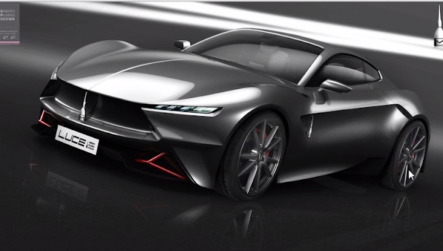 Tesla Model S Memiliki Saingan Mobil Sport Car Luce