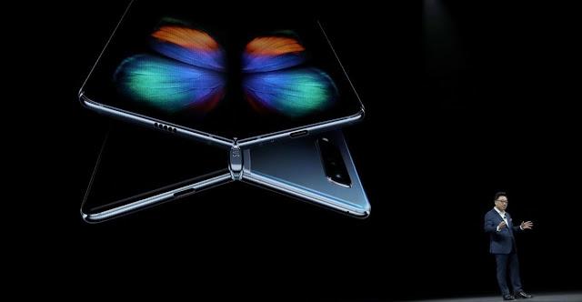 IT-News, SPV media, ສາລະໄອທີ, ຂ່າວໄອທີ Samsung galaxy fold