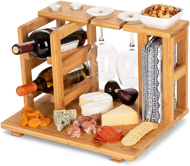 Wine and Cheese Carousel