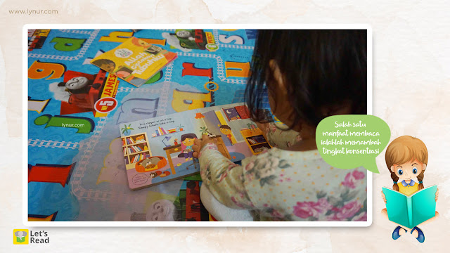 Review Aplikasi Let's Read Bantu Penuhi Hak Membaca Anak
