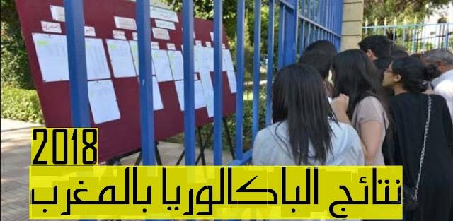 رسميا .. موعد وطريقة إعلان نتائج الباكالوريا بالمغرب بسنة 2018