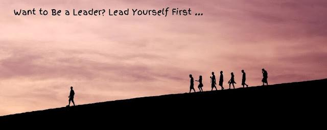 تريد أن تكون قائداً ؟ قد نفسك أولا..
