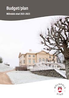 Budget och plan för Mölndal 2021-2023