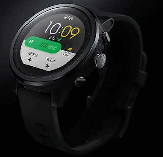 Xiaomi Amazfit Stratos / Pace 2 Smartwatch Global Version - Black 258921801
