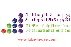 مدرسة الرسالة الأمريكية الدولية وظائف | وظائف الشارقة 2021