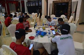 Sambut Pembalap Tour De Indonesia, Bupati Faida Gelar Gala Dinner