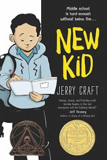 New Kid, Jerry Craft