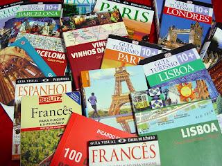 guias de viagem