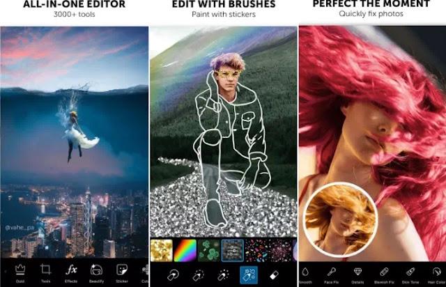 Download PicsArt MOD APK Terbaru Versi 18.0.-1