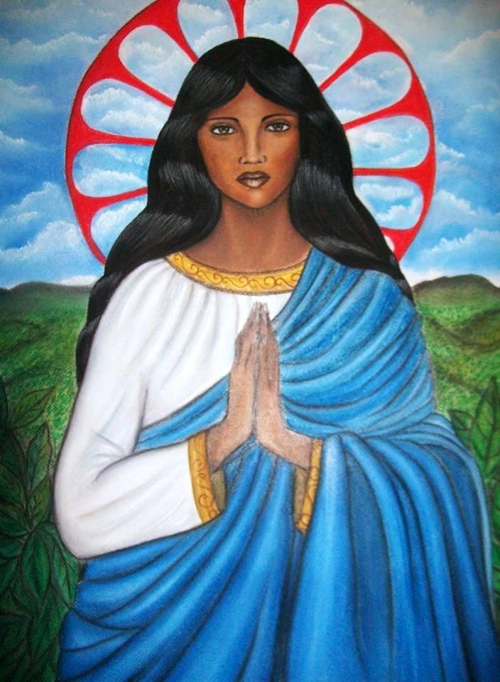6bdeb84b4 Santa Sara foi uma cristã católica serva do Senhor Jesus que é considerada  a padroeira dos ciganos (os roma).