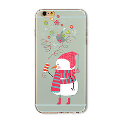 Cover Iphone 7 fantasie natalizie