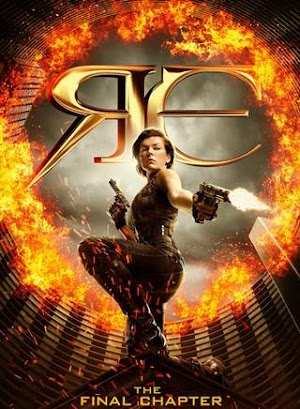 Resident Evil: The Final Chapter (2016) BluRay 1080p 720p 480p