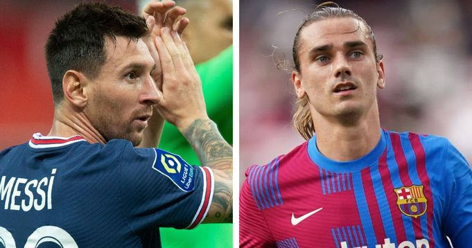 Updated Barcelona's top earners after  Griezmann and Messi departures
