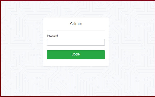 ss blackping login panel admin