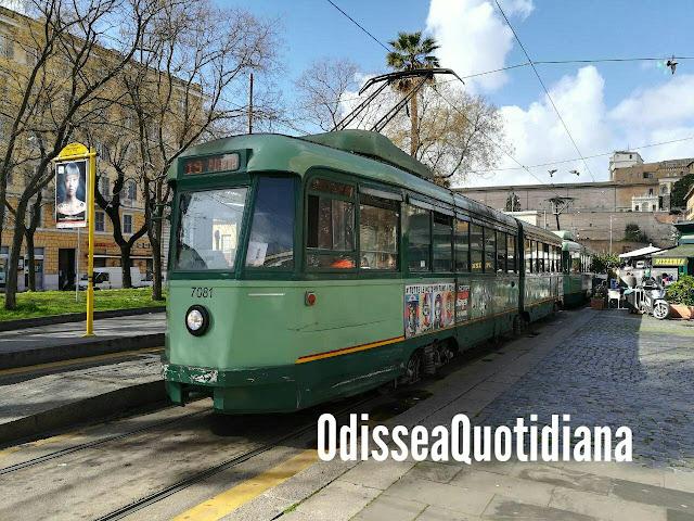 Roma, tutte le modifiche sulle linee tram dal 3 al 18 giugno