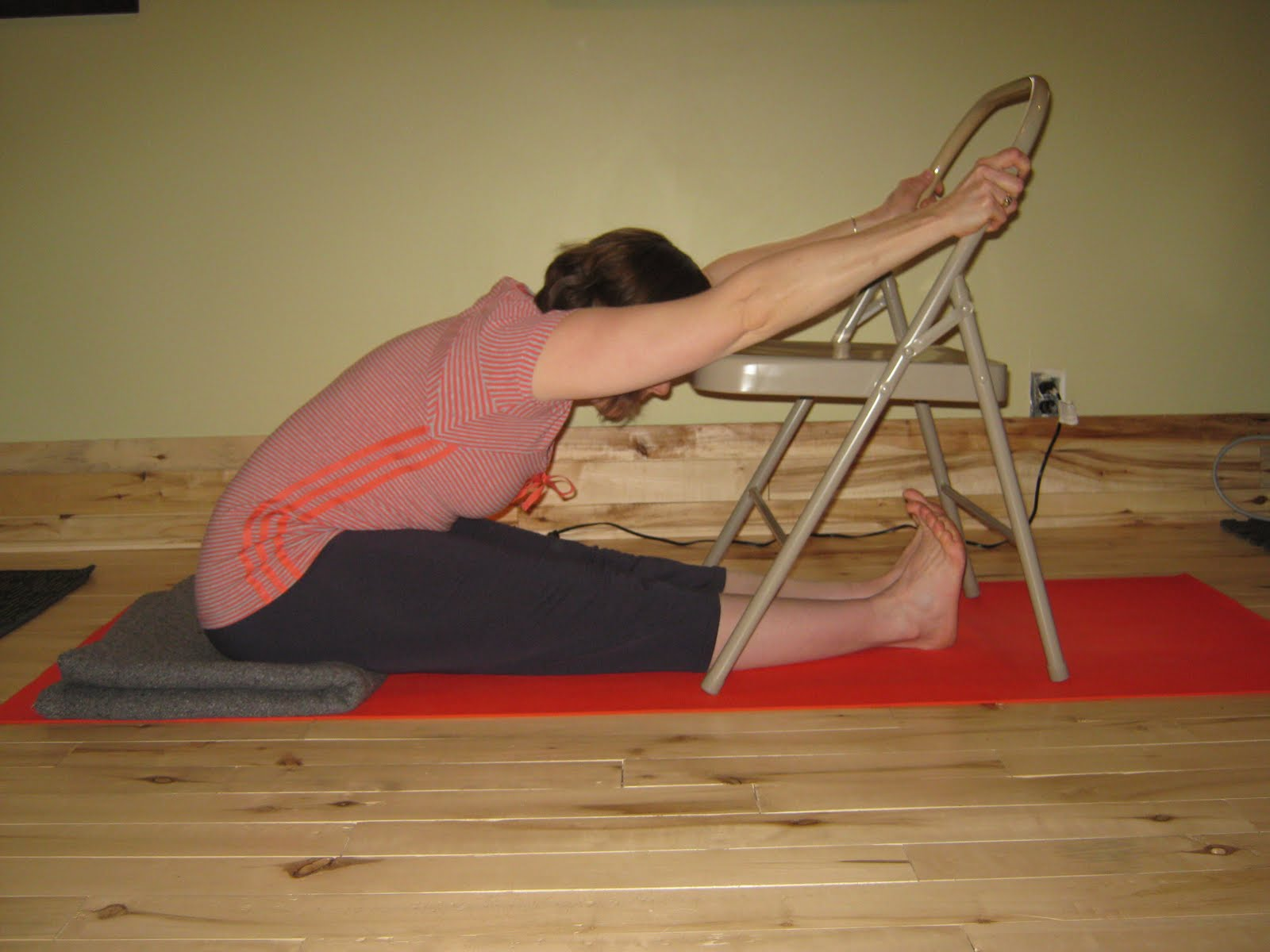 Yoga Swing Chair Self Bondage Pln Studio Pamela Nelson Evening Routine 1