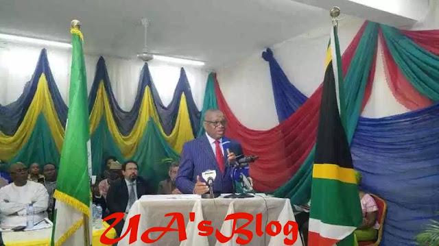 Senate Chief Whip, Kalu, Reveals How Mandela Made Obasanjo Drop His 3rd Term Bid