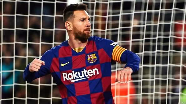 Bartomeu: Messi Will Stay at Barca for 5 More Years