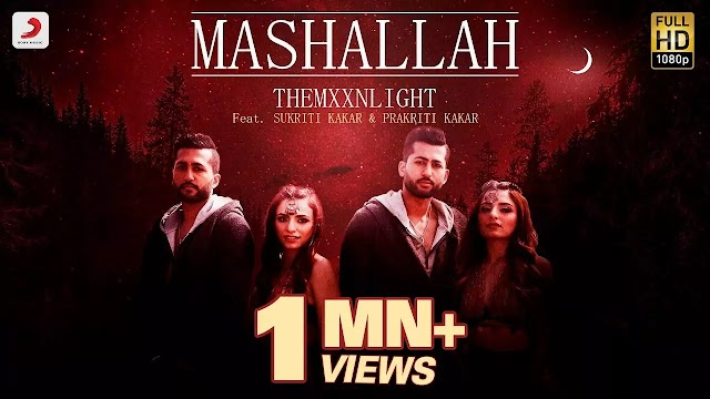 Mashallah Lyrics - THEMXXNLIGHT feat. Sukriti Kakar