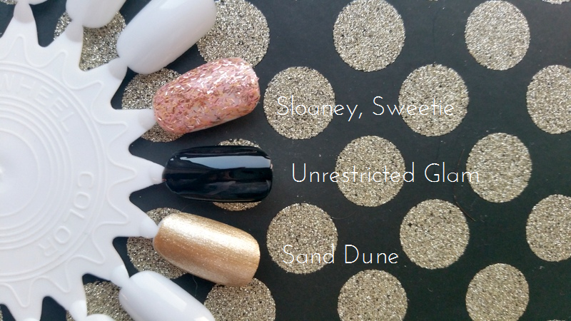 Girl's Night Out Glamour With Ciate London - Sloaney, Sweetheart, Unrestricted Glam and Sand Dune