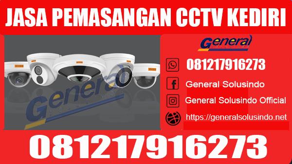 Jasa Pemasangan CCTV Kunjang Kediri Profesional