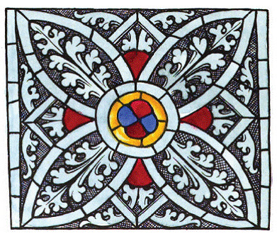 Cathedral Window Patterns Free Patterns