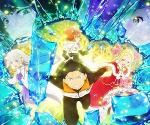 Re:Zero kara Hajimeru Isekai Seikatsu 2nd Season Part 2 09/12 [Sub-Español][Segunda Temporada][MEGA-MF-GD][HD-FullHD][Online]