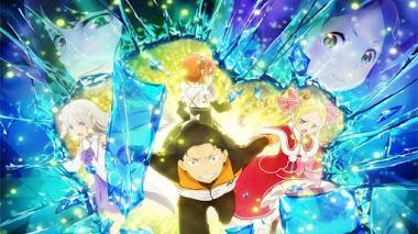 Re:Zero kara Hajimeru Isekai Seikatsu 2nd Season Part 2 03/12 [Sub-Español][Segunda Temporada][MEGA-MF-GD][HD-FullHD][Online]
