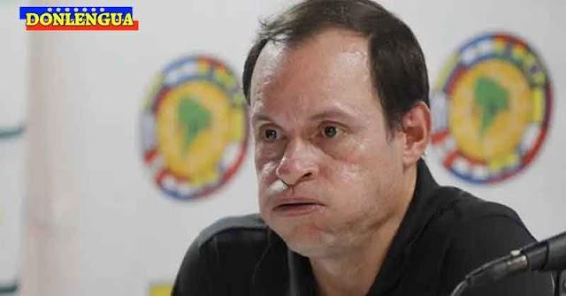 Entrenador de la Vinotinto acusa a las deportistas de atacarlo psicológicamente